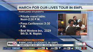 Parkland students spread message for change in SWFL