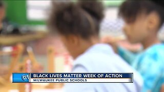 MPS participates in Black Lives Matter Week of Action