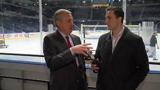 Bove & Catalana discuss the state of the Amerks - Video