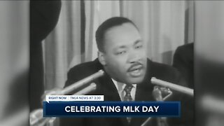 Celebrating MLK Day