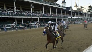 Kentucky Derby Runs Amid Protests Demanding Justice For Breonna Taylor