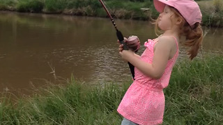 What Happens When You Take Your Daughter Fishing