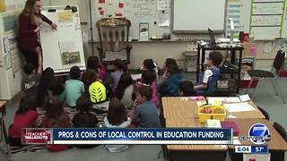 Local control over school funding in Colorado leads to inequities across the state
