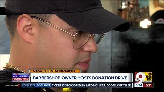 Middletown barber wants to help Puerto Rico - Video