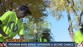 NE KC giving offenders jobs instead of jail time - Video