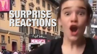 Epic Reactions to Special Surprises - Video