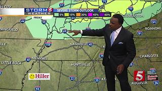 Lelan's Early Morning Forecast: Thursday, July 6, 2017 - Video