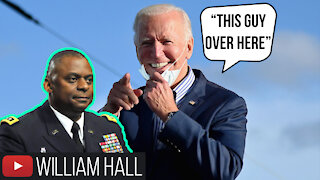 Biden FORGETS The Name of His SECRETARY of Defense