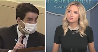 Kayleigh McEnany slaps down CBS News reporter for downplaying Obamagate