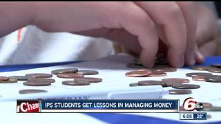 IPS students get lessons in managing money - Video