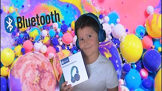 iClever Kids Wireless Bluetooth Headphones Review