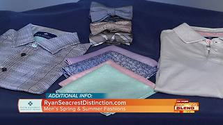 Men's Spring And Summer Fashion - Video