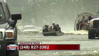 Taking Action for Texas: Donate to help victims of Hurricane Harvey