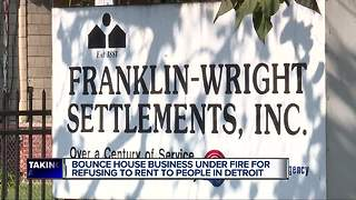 Bounce house company owner refusing to rent to Detroit organization - Video