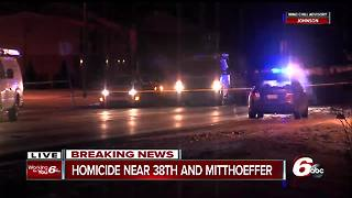 Person shot and killed in third homicide of 2018 - Video