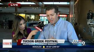 43rd Annual Tucson Greek Festival opens Thursday