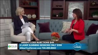 A New You // Get Rid Of Stubborn Fat!