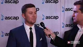 Scotty McCreery remembers a friend | Rare Country - Video
