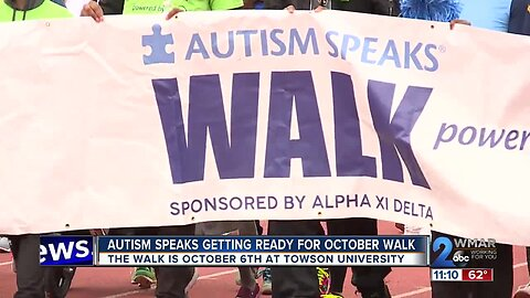 Autism Speaks Walk committee gears up for a walk to remember