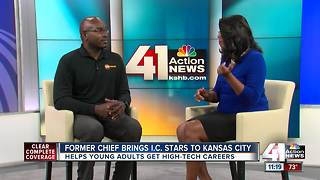 Former Chief brings I.C. Stars to Kansas City