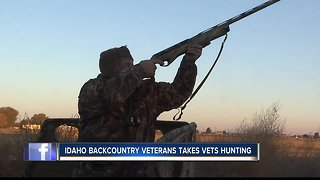 Helping veterans through the Idaho outdoors