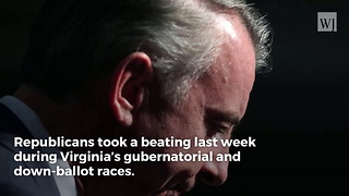 Mainstream Media Calls Virginia a Referendum on Trump, Ignores Other Important Factors - Video