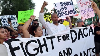 Justice Department Appeals DACA Decision To Supreme Court - Video