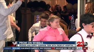 Prom on Wheels for Brynn - Video