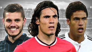 Transfer Talk | Edinson Cavani to Man Utd for £50m? - Video