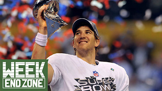 Is Eli Manning a Hall of Famer? - WeekEnd Zone - Video