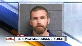 2nd rape victim comes forward ahead of controversial Michigan custody case - Video