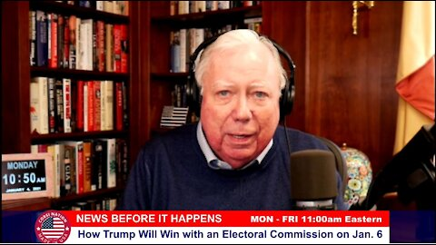 Dr Corsi NEWS 01-04-21: How Trump Will Win with an Electoral Commission on Jan. 6