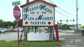 Wagon Wheel and Mustang Flea Markets closing their doors for good
