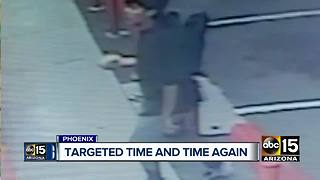 Business owner targeted 4 times in 6 weeks - Video