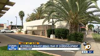 Mysterious city request in Hillcrest - Video