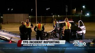 Police release critical incident review board findings - Video