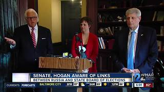 Link between Russian backed company and MD State Board of Elections - Video