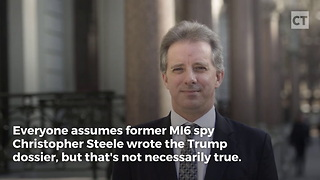 Trump Dossier May Have Been Written by Russian Agent - Video