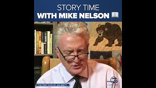 Story Time with Mike Nelson: The First Dog