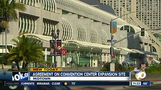 Deal could lead to Convention Center expansion - Video