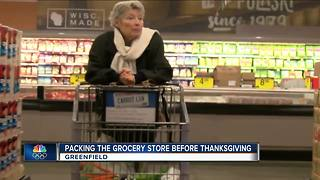 How much does the average Thanksgiving meal cost this year? - Video