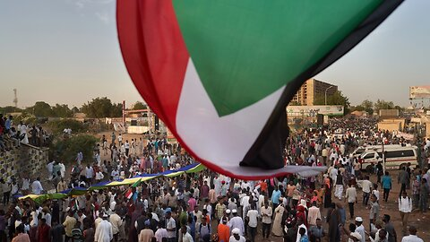 Raids On A Protest Camp In Sudan Lead To Over A Dozen Deaths