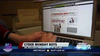 How much Americans will spend this Cyber Monday - Video