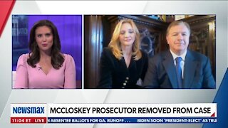 MCCLOSKEY PROSECUTOR REMOVED FROM CASE
