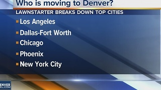 Who's moving to Denver? - Video