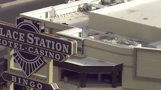 Palace Station begins removing marquee