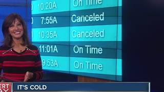 Flight delays at DIA - Video