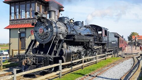 Photos of Historic Steam Trains!