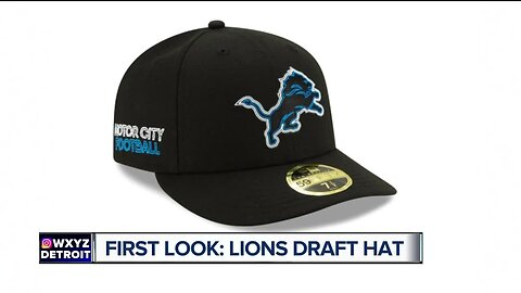 First look: Lions 2020 NFL Draft hat from New Era