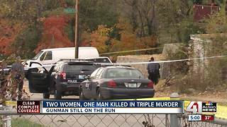 Two women, one man dead in east Kansas City shooting - Video